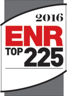 Italconsult has reached position 112 in the ENR 2016 Top 225 International Design Firms