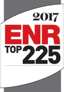 ENR 2017 Top 225 International Design Firms