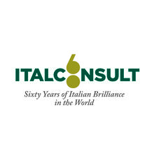 Italconsult this year celebrates the Sixtieth anniversary of its incorporation.