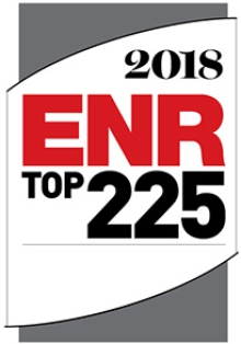 ENR 2018 Top 225 International Design Firms