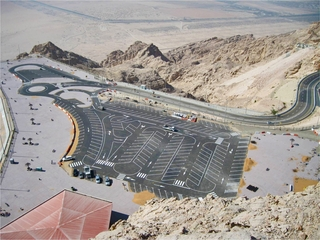 Protection and Stabilization of Rock Cut & Fill Areas of Jabel Hafeet Road in Al Ain
