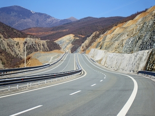 "Detailed Design and Preparation of Works Documents for a Road Section  of the ""Durres-Kalimash Motorway"""